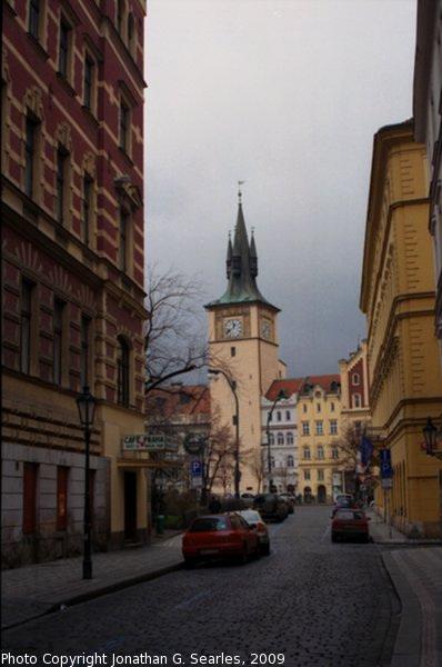 Karlovy Lazne, Prague, CZ, 2009