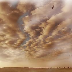 fuite nuageuse