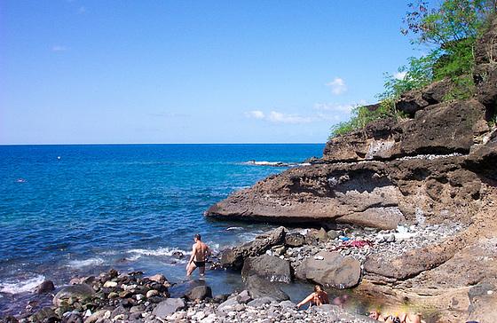 Bain Thomas, Guadeloupe