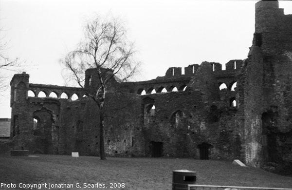 Swansea Castle, Picture 2, Swansea, Wales (UK), 2008