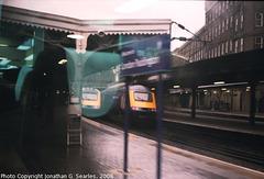 FGW Class 43's in London Paddington, London, England (UK), 2008