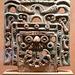 Le dieu Tlaloc, Teotihuacán, Mexique