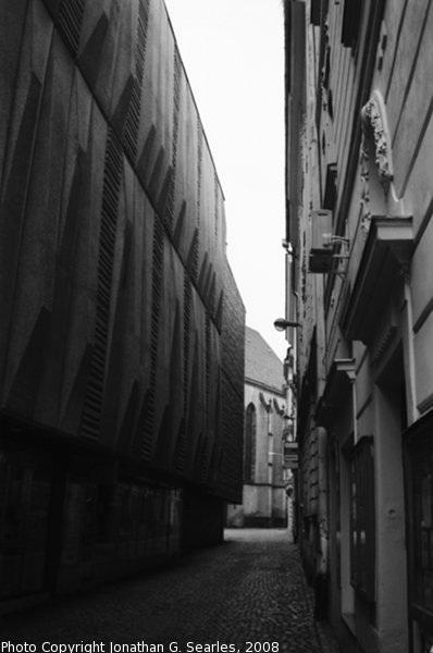 Ulice 28 Rijna, Olomouc, Moravia (CZ), 2008