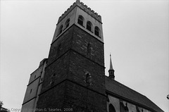 Kostel sv. Moritz (Church of St. Moritz), Olomouc, Moravia (CZ), 2008