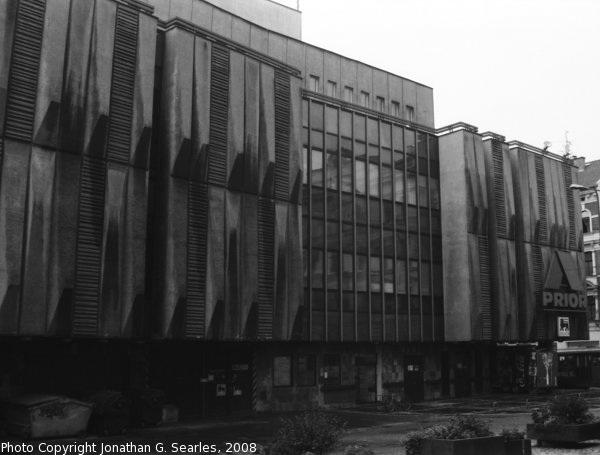 Obchodni Dum Prior, Olomouc, Moravia (CZ), 2008
