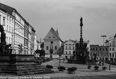 Dolni Namesti, Olomouc, Moravia (CZ), 2008