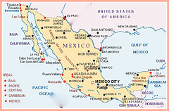 Mexican Map