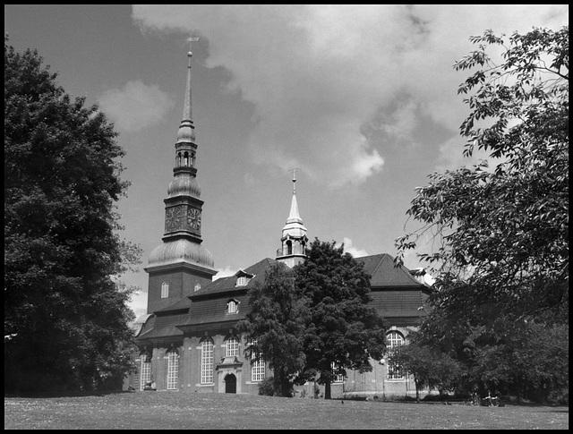 Hauptkirche St. Trinitatis, Hamburg Altona (*1742-43)
