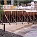 Neubau der Hafenmauer
