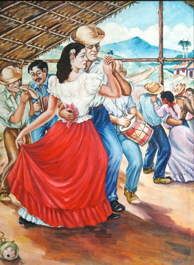 Merengue : Como se Baila el Merengue