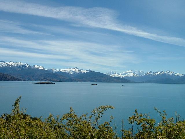 Lac General Carrera, Chili