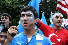 04.UighursMarch.DupontCircle.WDC.7July2009