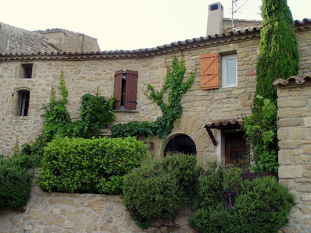 jolie maison rénovée