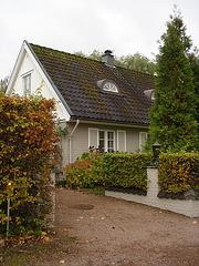 Coquette maison suédoise / Stylish swedish house -  Båstad  /  Suède - Sweden.  21-10-08