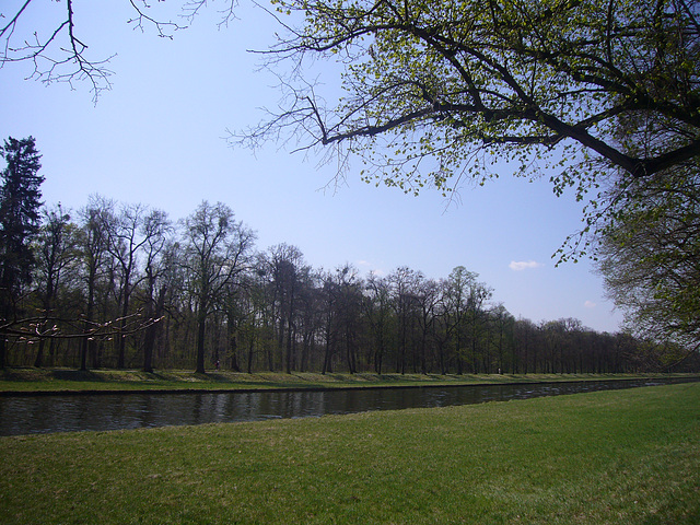 Nymphenburger Schlosspark
