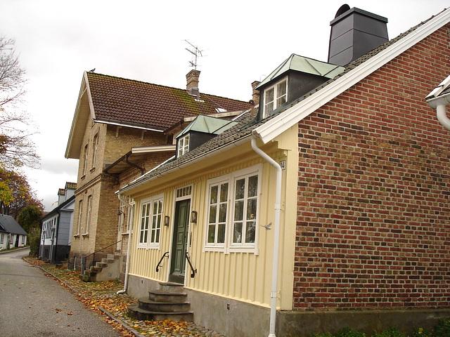 Maison / House No-14  - Båstad  / Suède - Sweden.  21-10-2008