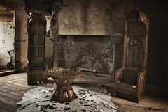 la salle des jeux du chateau