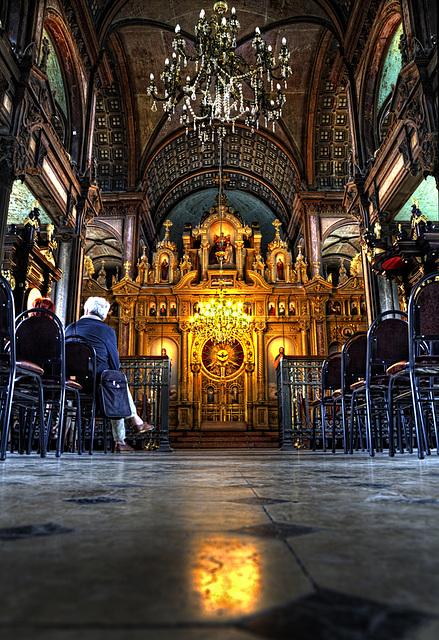 The Cast-iron Church