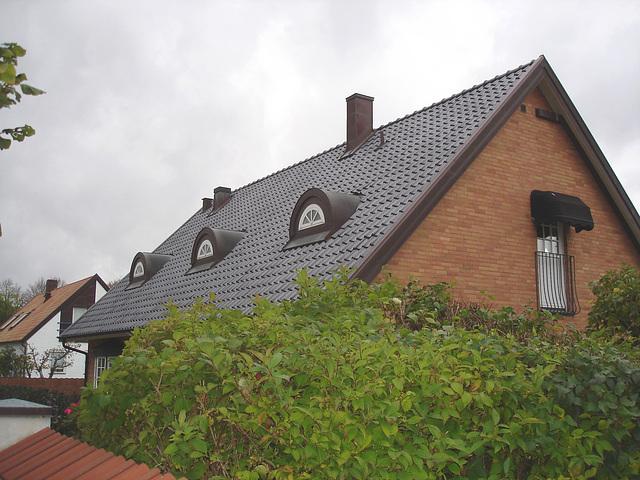 Architecture typiquement suédoise /   Stylish swedish house-  Båstad  /  Suède - Sweden. 21-10-08