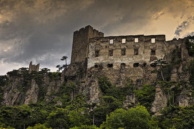 Ruin Rauhenstein