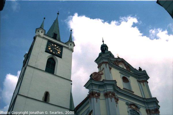 St. Stephen's Cathedral, Litomerice, Bohemia (CZ), 2008