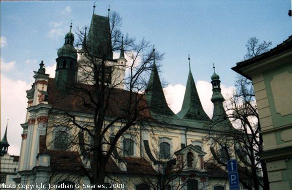 Radnice HDR Fake, Litomerice, Bohemia (CZ), 2008