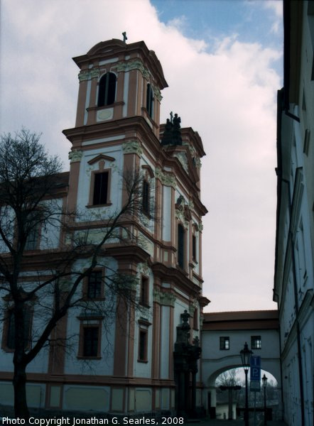 Church of the Annunciation of Our Lady, Litomerice, Bohemia (CZ), 2008