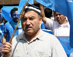 12.UighursMarch.DupontCircle.WDC.7July2009