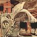 Une Thébaïde, par Paolo Uccello