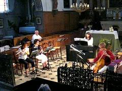 Sonate en trio - Telemann - Groupe Instrumental l'Ancoeur