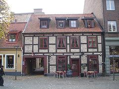 Olsons cafe -  Helsingborg / Suède - Sweden.   22 octobre 2008