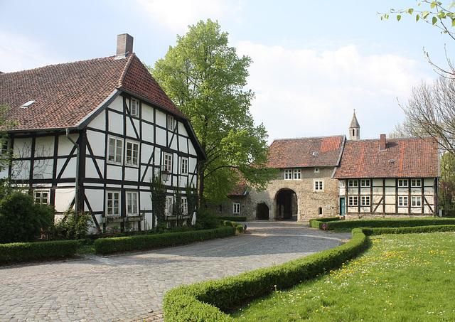 Tor zum ehem. Zisterzienserkloster Braunschweig Riddagshausen