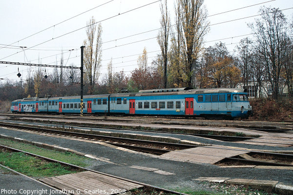 CD #451050-9 at Hostivar in Fall, Prague, CZ, 2008