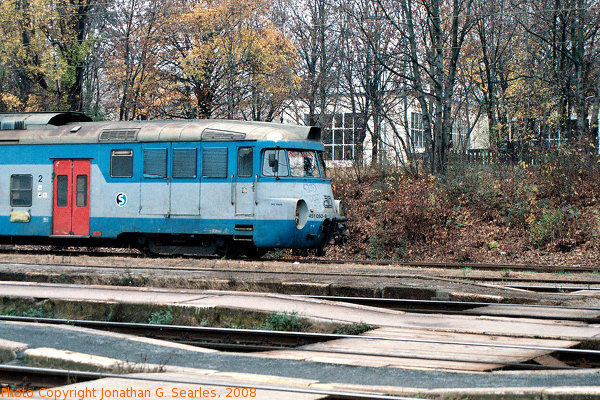 CD #451050-9 at Hostivar in Fall, Picture 2, Prague, CZ, 2008