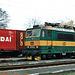 CD #163088-8 Pan at Nadrazi Hostivar, Prague, CZ, 2008