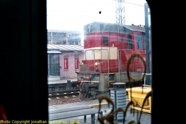 CD #742404-7 at Uhrineves (?), Bohemia (CZ), 2008