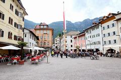 Marktplatz - Kaltern - Südtirol