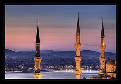 Istanbul pastel....