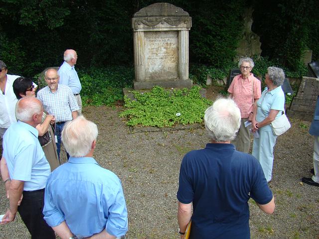 Privatfriedhof