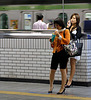 Annick pEgOrarO /  Pour Léo - Talons en gare de Tôkyô /  High-heeled Ladies at the Tokyo train station