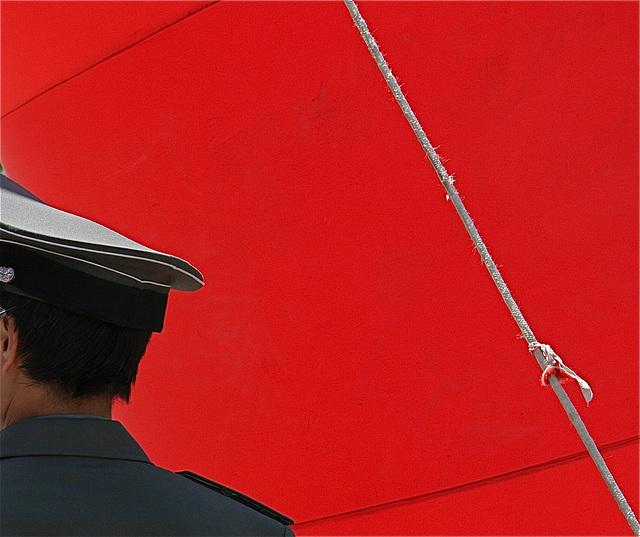 Garde . Rouge