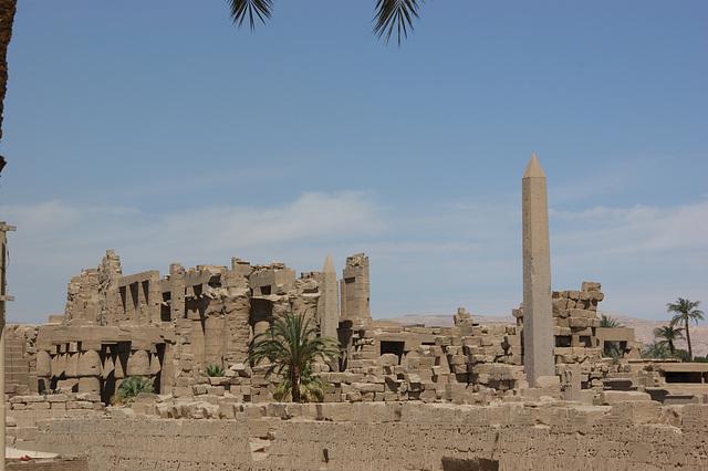 Vestiges en Egypte