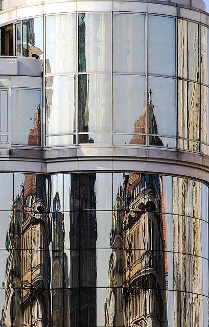 Wien/Vienna - Reflections