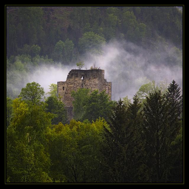 the hidden ruin........