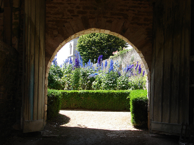 Bourgogne . Barbirey