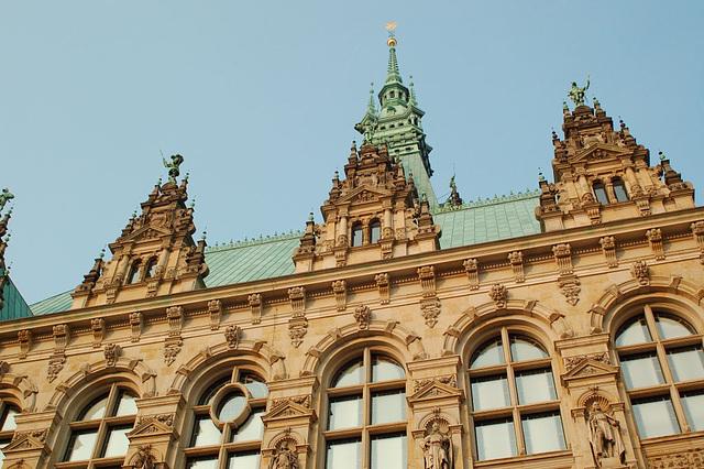 Rathaus Innenhof
