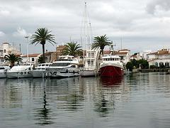 IMG 2187 Empuriabrava Hafen