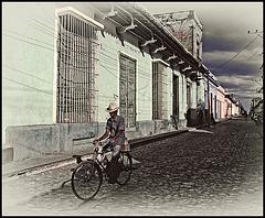 The Cyclist in Trinidad