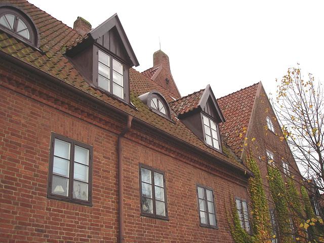 Maison  Skanegarden house - Båstad / Suède - Sweden.  21-10-2008
