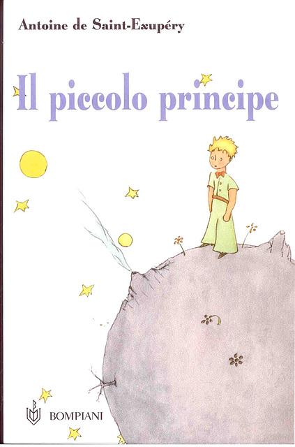 La Eta Princo. Itala